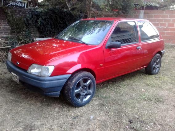 Ford Fiesta Español 1,3 Solo Nafta