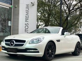 Mercedes Benz Slk350 Cgi At Blanca Perlada Slk 350