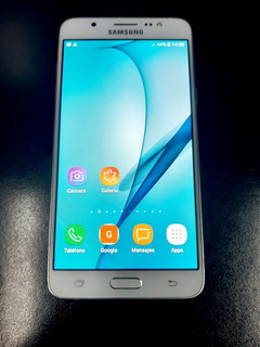 Celular Samsung Galaxy J7 (6) Blanco