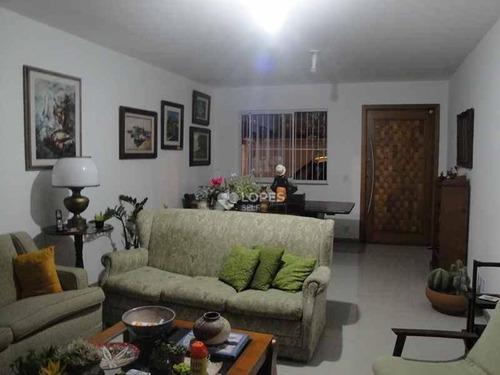 Imagem 1 de 14 de Casa Com 5 Dormitórios À Venda, 200 M² Por R$ 1.400.000,00 - São Francisco - Niterói/rj - Ca16003