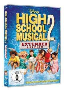 Dvd Original Disney High School Musical 2 Edición Extendida