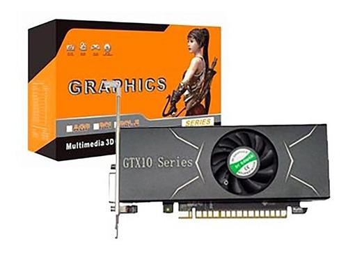 Imagen 1 de 1 de Placa De Video Nvidia Gtx1050ti 4gb Ddr5 128 Bits Hdmi Dvi-d