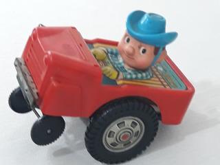 Buggy Biruta Estrela Antigo Anos 60/70 Brinquedo Coleção