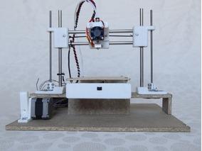 Cereja Impressora 3d Kit Completo Peças Plásticas