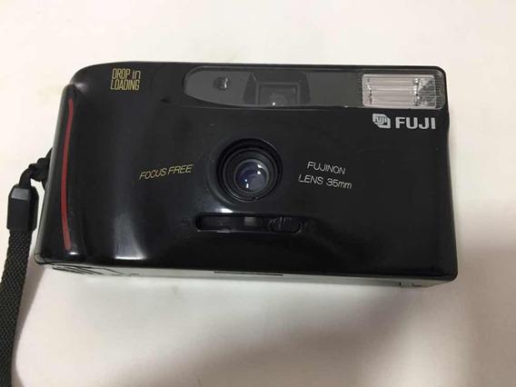 Camera Fotografica Fuji Dl25 Usada Leia