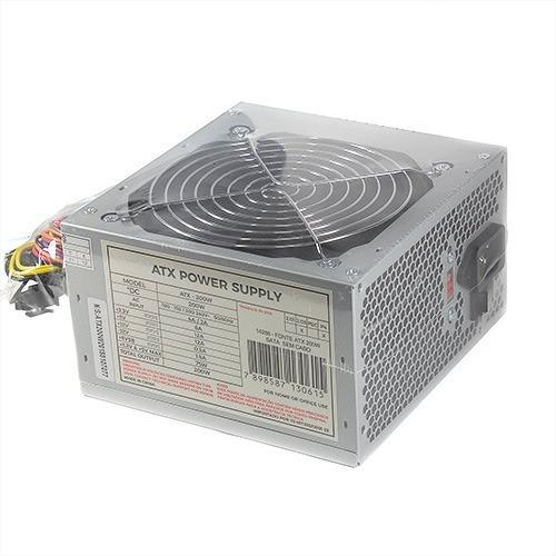 Kit 20x Fontes Atx 200w Reais Arcticus Cooler 12mm