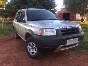 Land Rover Freelander 2001 Excelente Estado Vendo O Permuto