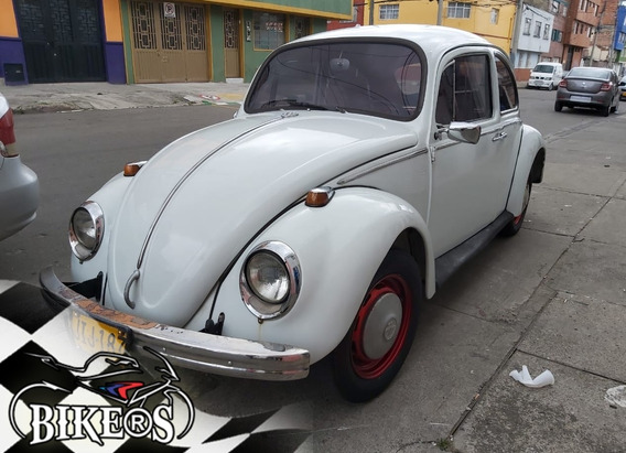 Volkswagen Escarabajo Modelo 1966 1.300 Coupe Recibo Moto