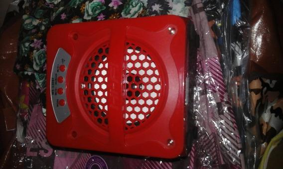 Caixa De Som Pega Bluetooth
