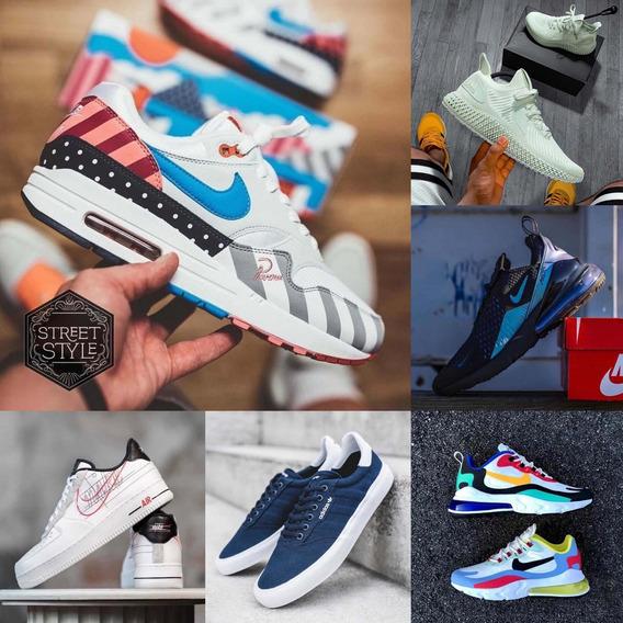 *~* Zapatos En Línea/ Nike Air Max 270/ Air/ adidas 3mc *~*