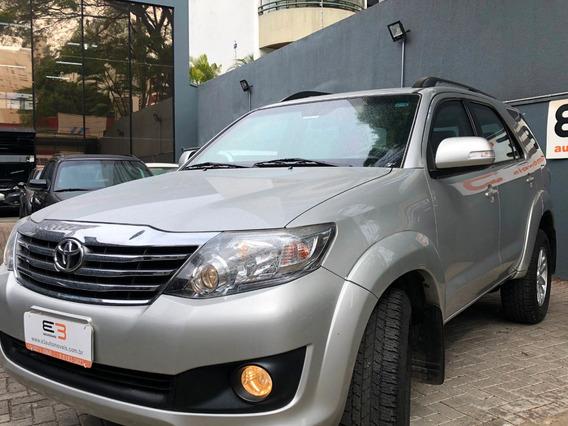 Toyota Hilux Sw4 2.7 Sr 5l 4x2 Flex Aut. 2013 Blindado