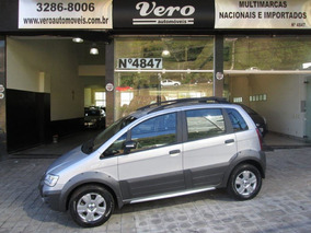 Fiat Idea Adventure 1.8 8v(flex) 4p 2007