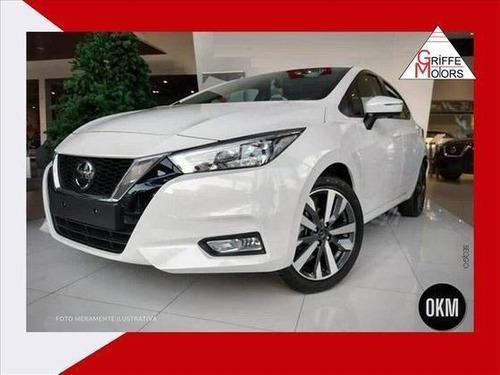Imagem 1 de 7 de Nissan Versa 1.6 16v Flex Exclusive Xtronic
