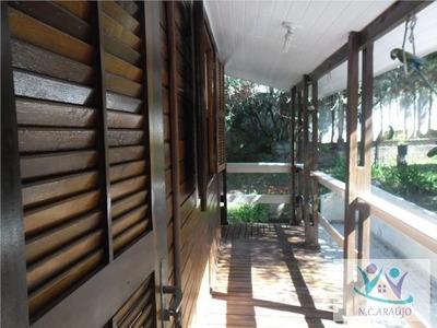 Chácara Para Venda Em Salesópolis, Nha Luz, 2 Dormitórios, 2 Banheiros, 5 Vagas - Ch0103