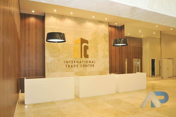 Sala Para Alugar, 37 M² Por R$ 1.350,00/mês - Costa Azul - Salvador/ba - Sa0047