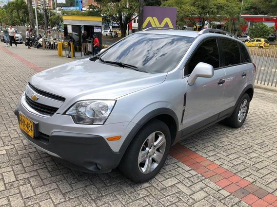 Chevrolet Captiva 2.4 4x2 Automatica