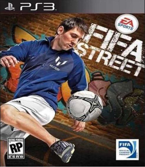 Fifa Street , Original Baixado Direto Da Psn