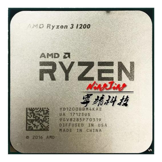 Ryzen 3 1200g Com Cooler De 3 Fan