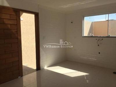 Sobrado Para Venda No Bairro Vila Formosa, 2 Dorm, 2 Vagas, 125 M² - 765