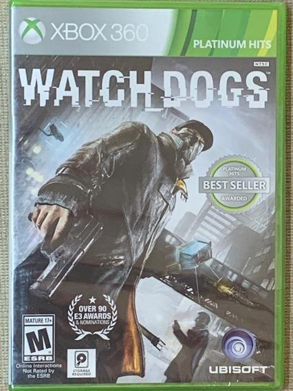 Jogo Watch Dogs Xbox 360