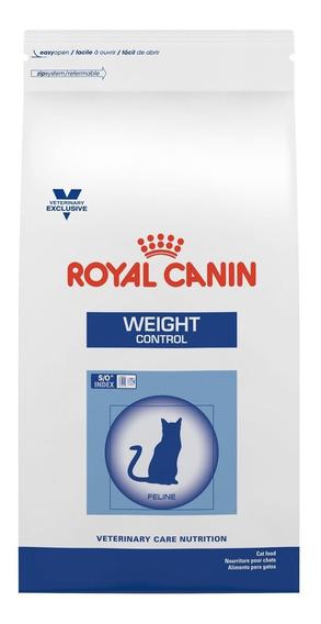 Alimento Para Gato Royal Canin Weight Control Feline - 8 Kg