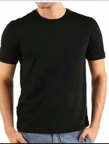 10 Camisetas Coloridas 100% Algodão Fio 30 Penteado