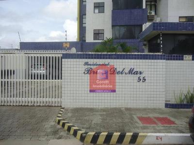 Apartamento Com 2 Dormitórios À Venda, 64 M² Por R$ 170.000 - Nova Parnamirim - Parnamirim/rn V0701 - Ap0394