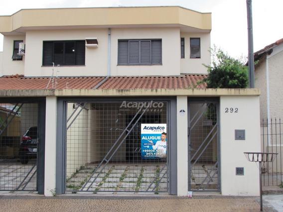 Casa Para Aluguel, 3 Quartos, 2 Vagas, Conserva - Americana/sp - 4955