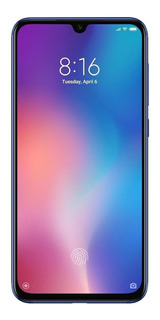 Xiaomi Mi 9 Dual SIM 128 GB Ocean blue 6 GB RAM