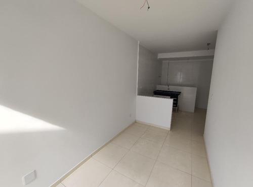 Apartamento À Venda, 58 M² Por R$ 160.000,00 - Parque Das Bandeiras - São Vicente/sp - Ap5935