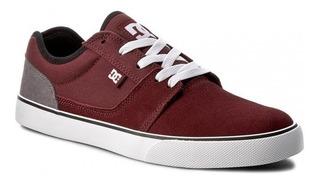 Dc Shoes - Tonik 27mx / Armor Oxblood / Tenis Skate
