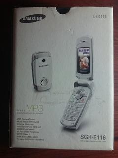 Celular Samsung Sgh-e116