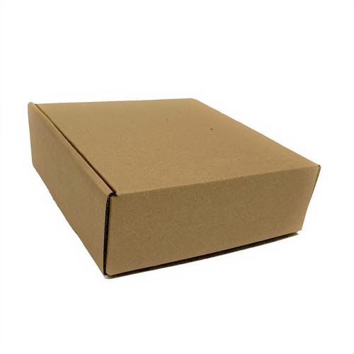 30 Cajas De Cartón Microcurrugado 15 X 15 X 5cm Autoarmables