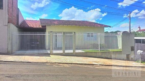 Casa Residencial À Venda, Jardim Primavera, Cornélio Procópio. - Ca0019