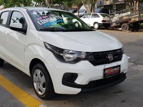 Fiat Mobi Like 2017 Completo 29.000 Km 1.0 8v Flex 4 Portas