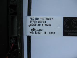Motorola Moto E Xt1506 Carcaça Traseira Bateria Aro E Botões