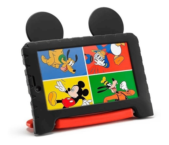 Tablet Multilaser Disney Mickey Mouse Plus 16gb Nb314