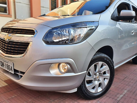 Chevrolet - Gm Spin Ltz 1.8 - 7 Lugares
