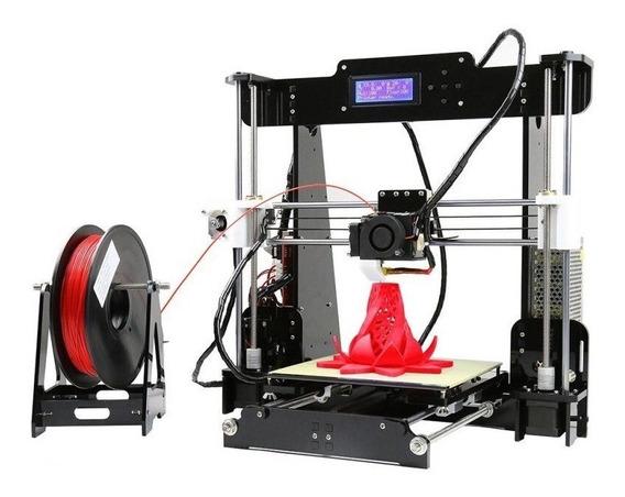 Impresora 3d Anet A8 Alta Precisión Prusa I3 10m Filamento