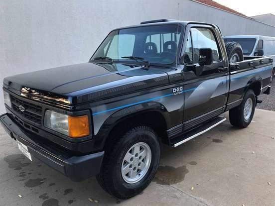 Chevrolet D20 Diesel Manual 1993/1993 011) 93288 58:74