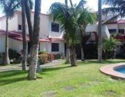 Renta Departamento Amueblado Planta Baja Boca Del Rio