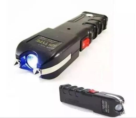 Lanterna Choque Recarregável D.z.928 150000w