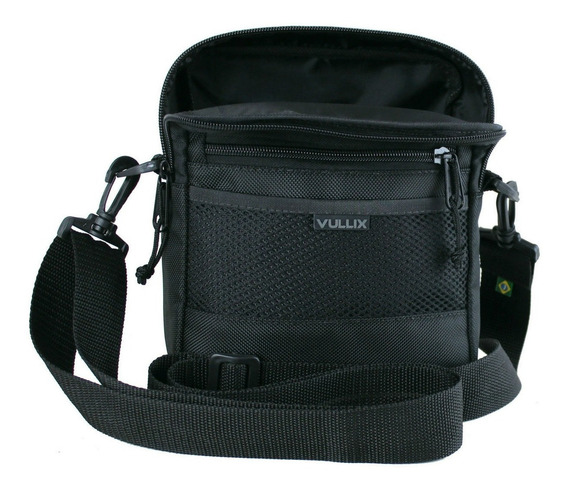 Bolsa Shoulder Bag L Black Qualidade Vullix Enviamos Rápido