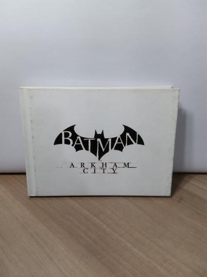 Batman Arkham City Xbox 360 Com Art Book