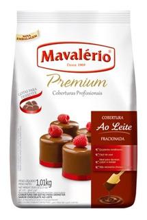 Chocolate Em Gotas Ao Leite Fracionado 1,01kg - Mavalerio