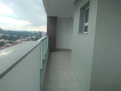 Apartamento Com 1 Dormitório À Venda, 52 M² - Jardim Silvestre - São Bernardo Do Campo/sp - Ap65413