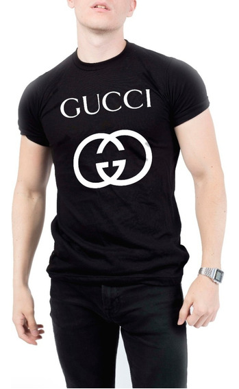 Playera Tipo Gucci - Marca M&o Calidad Premium