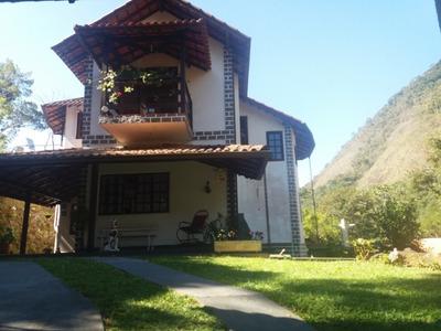 Bela Casa Em Lumiar, Nova Friburgo - 613 - 34313347