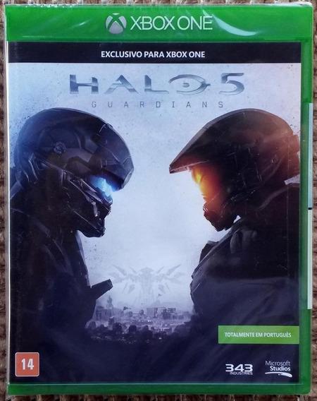 Halo 5 Guardians 100% Português Xbox One Físico