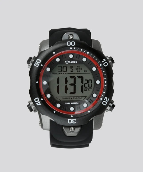 Relógio X-games Masculino Digital Xmppd355 Bxpx Estiloso Nfe